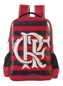 Mochila De Costas Escolar Flamengo Xeryus 5212 Grande