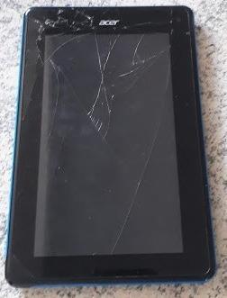 Tablet Acer Iconia B1-a71,8gb,tela 7 Leia