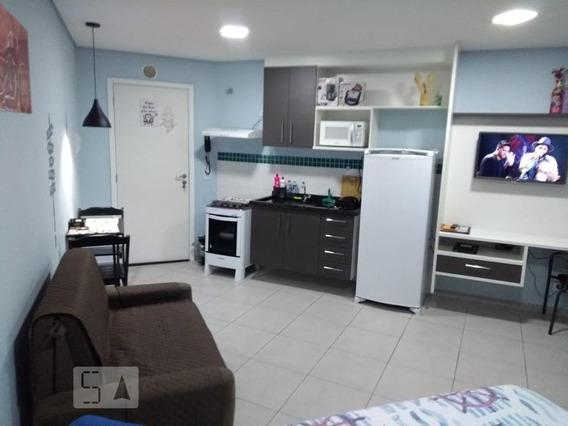 Apartamento Para Aluguel - Centro, 1 Quarto, 28 - 893075165