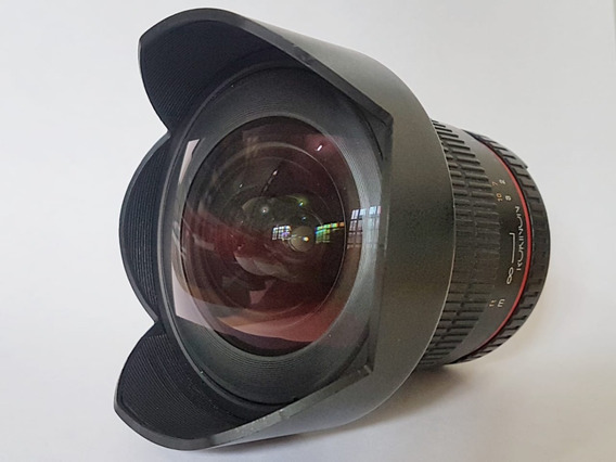 Lente Rokinon 14mm F/2.8 If Ed Umc Lente Para Nikon