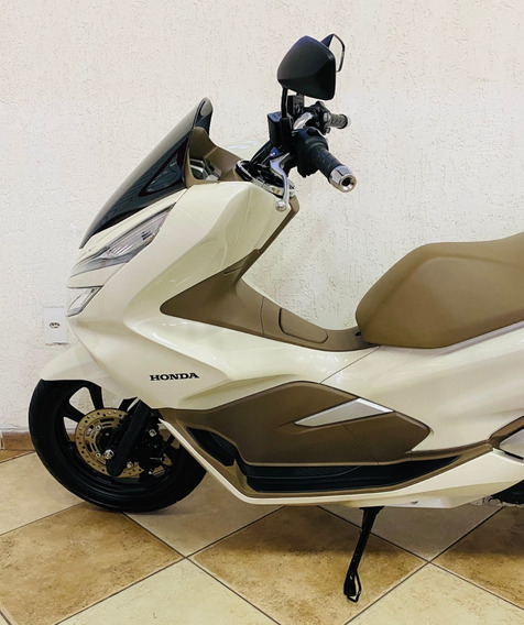 Honda Pcx 150 Dlx Abs - 2019 - Financiamos - Km 4.000