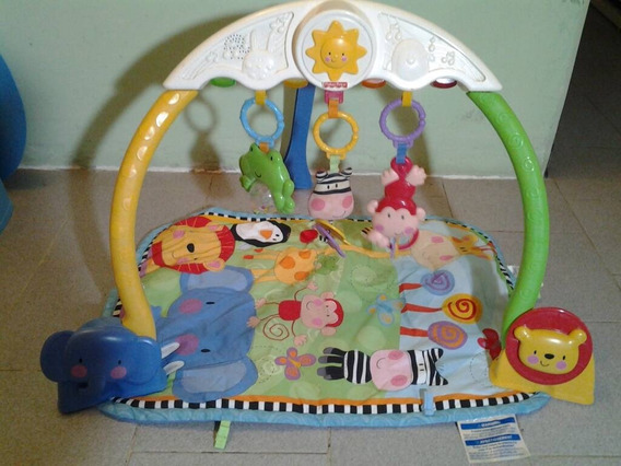 Gimnasio Luminoso De 0-12 Meses Fisher Price