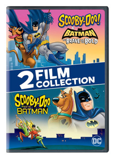 Dvd : Scooby-doo And Batman (eco Amaray Case)