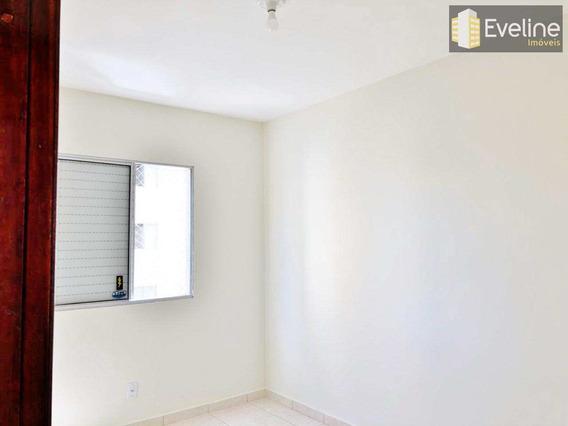 Apartamento Com 2 Dorms, Vila Mogilar, Mogi Das Cruzes - R$ 215.000,00, 57m² - Codigo: 240 - V240