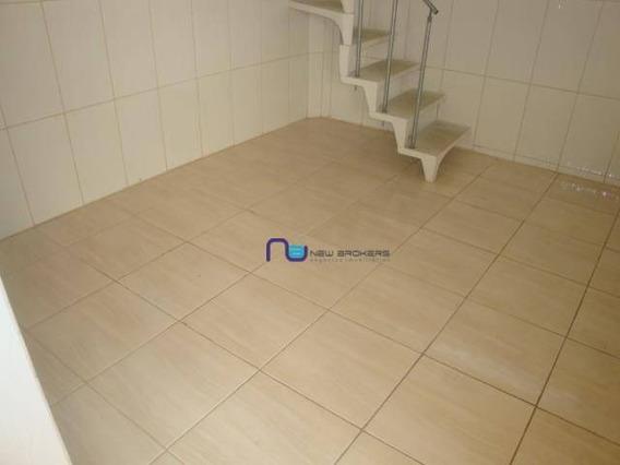 Casa Com 2 Dormitórios Para Alugar, 55 M² Por R$ 900,00/mês - Penha - São Paulo/sp - Ca0211