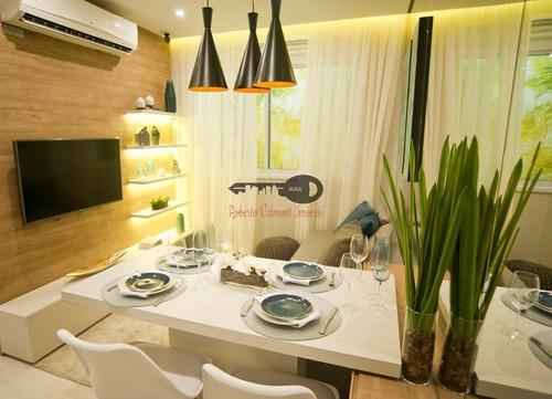 Apartamento 2 Dormitórios - Pronto - Iguatemi - 55848