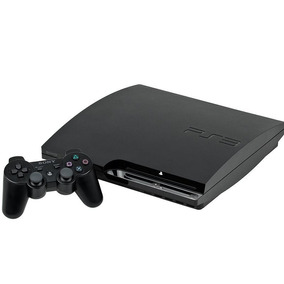 Console Playstation 3 Slim 160gb Sony Pronta Entrega