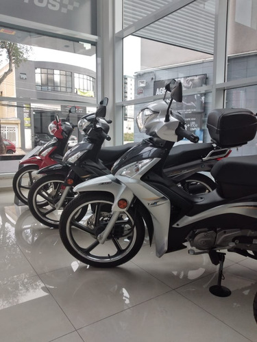 Haojue Nex 115 Fi | 0km 2021/2022 | 5