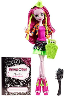 Monster High Monster Exchange Program Muñeca Marisol Coxi