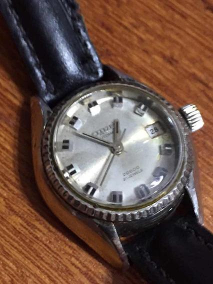 Relógio Feminino Citizen Automático 21 Jewels Parawater