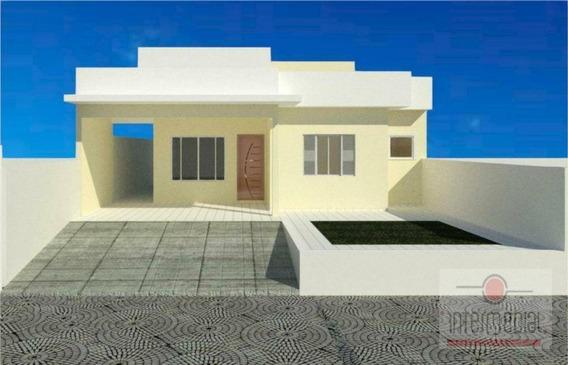 Casa Nova Com 3 Dormitórios Sendo 1 Suíte. Portal Ville Primavera - Ca2141