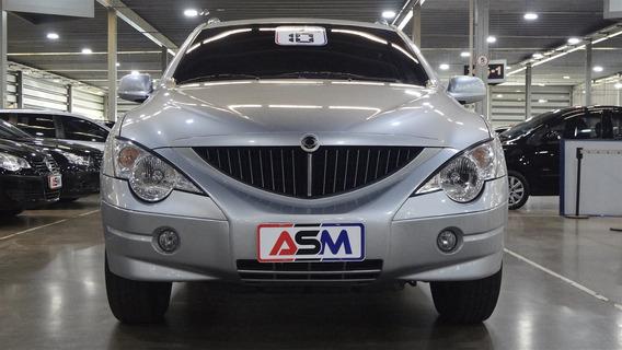 Ssangyong Actyon 2.3 Gl 4x2 16v 150cv Gasolina 4p