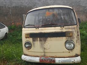 Volkswagen Vw Kombi Bus Van Antiga Partes Peças Sucata