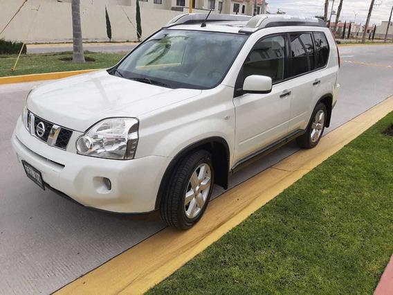 Nissan X-trail 2.5 Slx Lujo Cvt Mt 2010