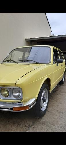 Imagem 1 de 8 de Volkswagen Brasilia