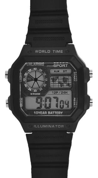 Reloj Digital Vintage