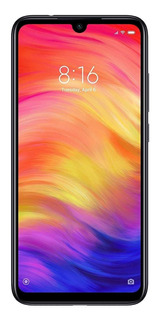 Xiaomi Redmi Note 7 Pro Dual SIM 128 GB Space black 6 GB RAM