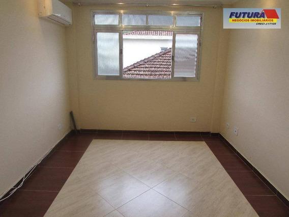 Apartamento Com 2 Dormitórios À Venda, 61 M² Por R$ 235.000,00 - Jardim Independência - São Vicente/sp - Ap0785