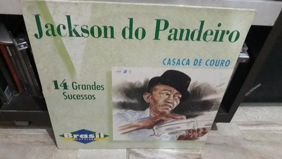 Lp Jackson Do Pandeiro / Casaca De Couro / 14 Grandes Sucess
