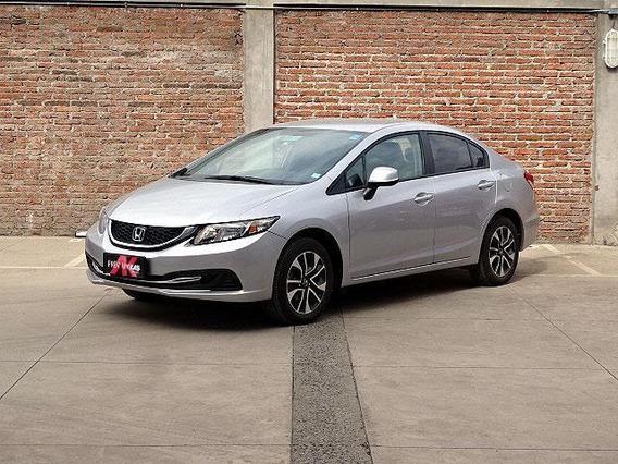 Honda Civic Lx 1.8 At 2014