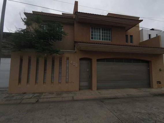 Casa En Renta, Col. Paraiso, Coatzacoalcos, Ver.