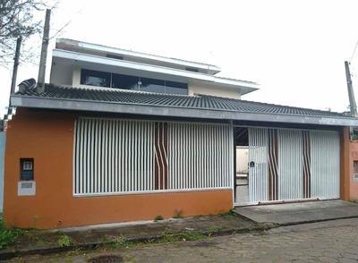 Sobrado Com 4 Dormitórios Para Alugar, 462 M² Por R$ 4.500/mês - Jardim Siesta - Jacareí/sp - So0144