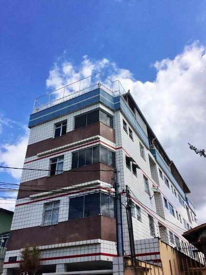 Apartamento Com 3 Quartos Para Comprar No Sagrada Família Em Belo Horizonte/mg - Ec17360