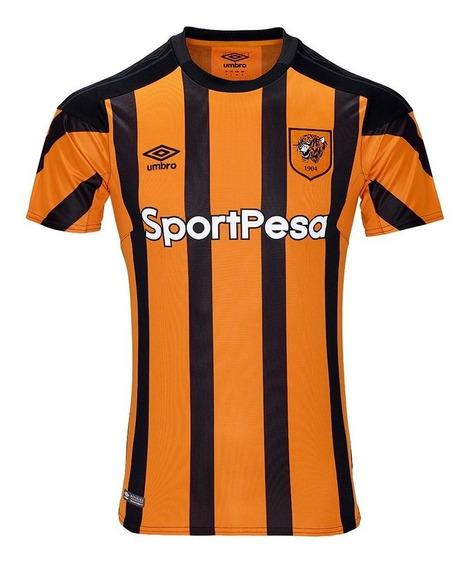 Camiseta Hull City Original Nueva Futbol Inglaterra Premier