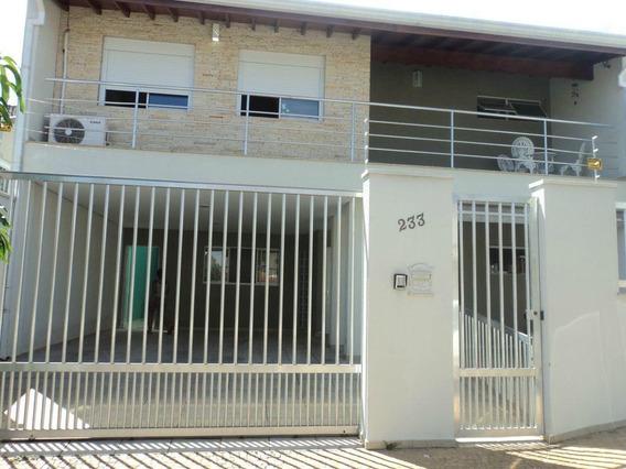 Casa Residencial À Venda, Parque Das Flores, Campinas. - Ca0651