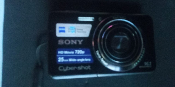 Câmera Fotográfica Sony Cyber Shot Dsc W-650