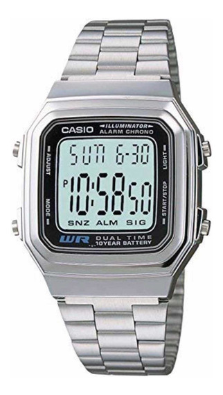 Reloj Casio Unisex Modelo: A178wa-1a