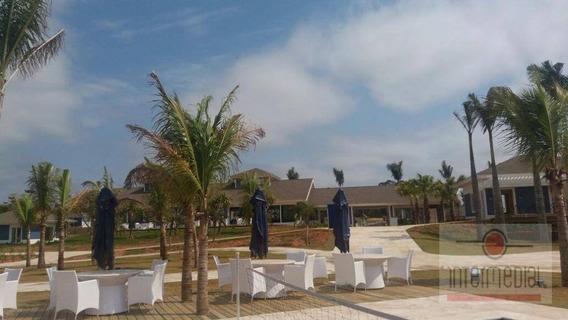 Terreno Residencial À Venda, Condomínio Terras De Santa Cristina Ii, Itaí - Te0918. - Te0918