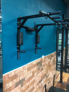 Accesorio De Pared Para Pull Up, Fondos, Barras, Abs