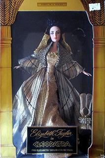 Barbie Como Elizabeth Taylor En Cleopatra Doll