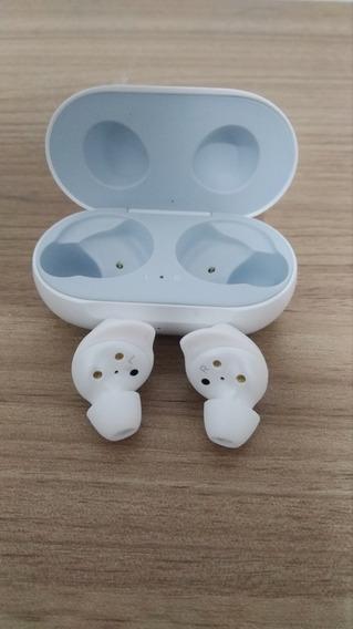 Fone Bluetooth Samsung Ear Buds Branco