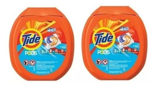 Tide Detergente Pods 2 Pack 162 Capsulas Envio Gratis !!!