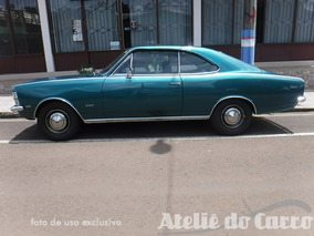 Opala Automatic 1975 4100 Top Da Época - Ateliê Do Carro