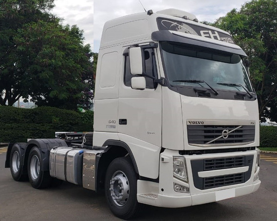 Volvo Fh 540 6x4 Bug Leve I-shift 2014 / 2015
