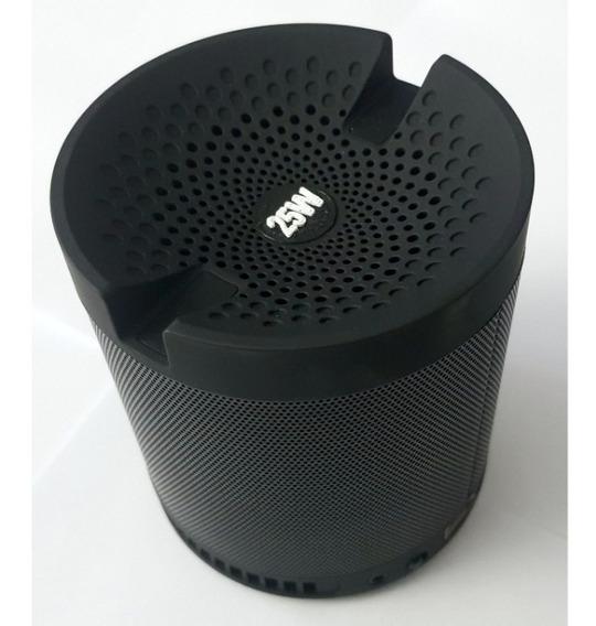 Caixa De Som 25w Bluetooth Wireless Speaker P/ Celular Usb