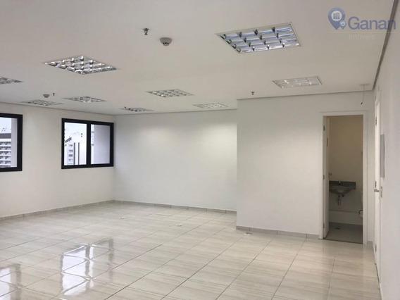 Sala Para Alugar, 44 M² Por R$ 2.000/mês - Moema - São Paulo/sp - Sa0219