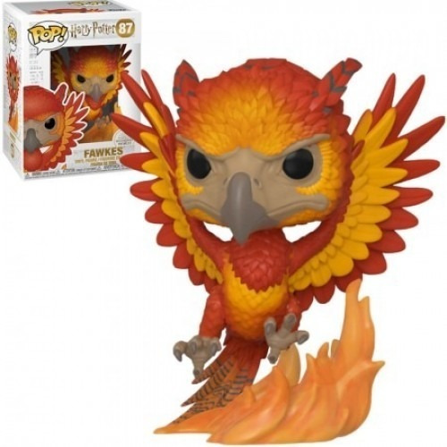 Pop! Funko Fawkes #87 | Harry Potter