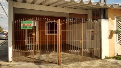 Casa Para Locação - Cidade Edson - Suzano/sp