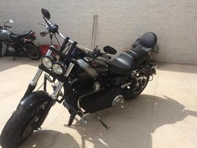 Harley Davidson, Modelo Fat Bob, Ano 2016/16 Com 11.000km