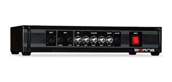 Cabeçote Borne Pro 300 200w Rms Para Contra Baixo