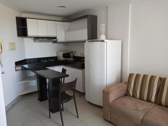 Flat Para Locação Em Lauro De Freitas, Vilas Do Atlântico, 1 Dormitório, 1 Banheiro, 1 Vaga - Vs500_2-1009454
