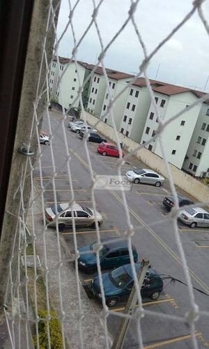 Apartamento Residencial À Venda, Parque Uirapuru, Guarulhos - Ap0375. - Ap0375