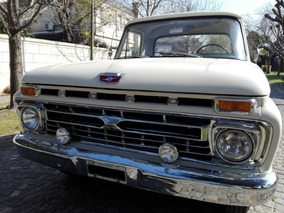 Ford F 100 Twin I Beam V8
