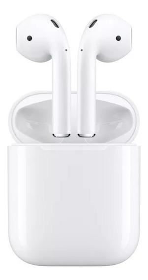AirPods Fones De Ouvido Sem Fio Original Garantia Apple