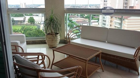 Apartamento Residencial À Venda, Jardim Sumaré, Araçatuba - Ap0270. - Ap0270