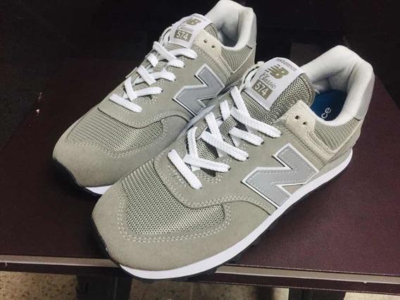 Zapatos New Balance Caballero modelo 574 Core